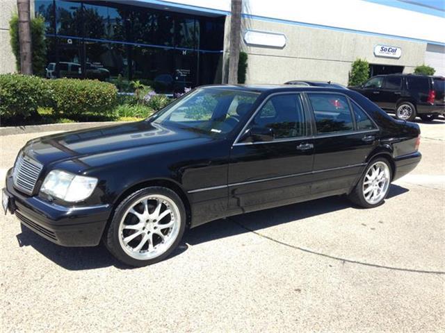1995 Mercedes-Benz S420 | 875473
