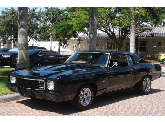 1970 Chevrolet Monte Carlo SS | 875478