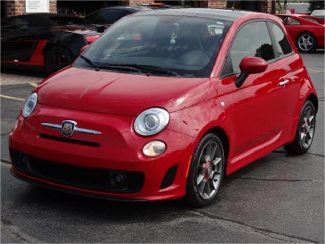 2012 Fiat 500L   875488