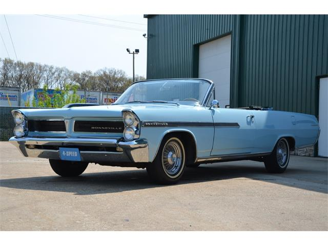 1963 Pontiac Bonneville | 875492