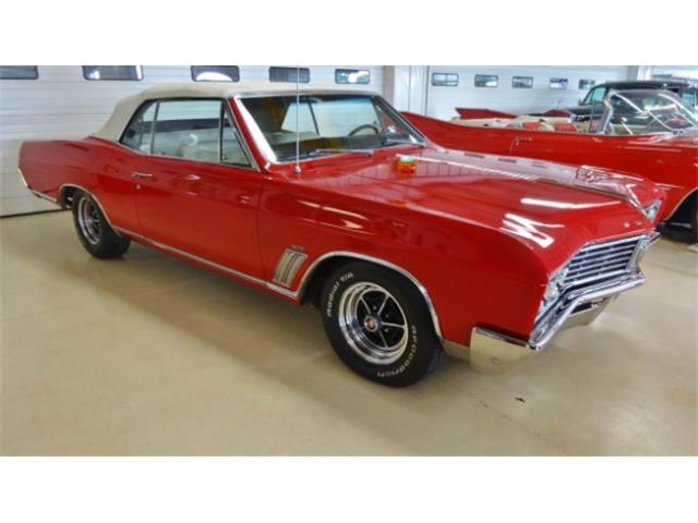 1967 Buick Skylark Convertible GS Tribute | 875500