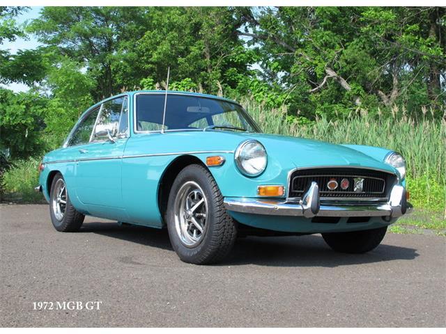 1972 MG MGB | 875501