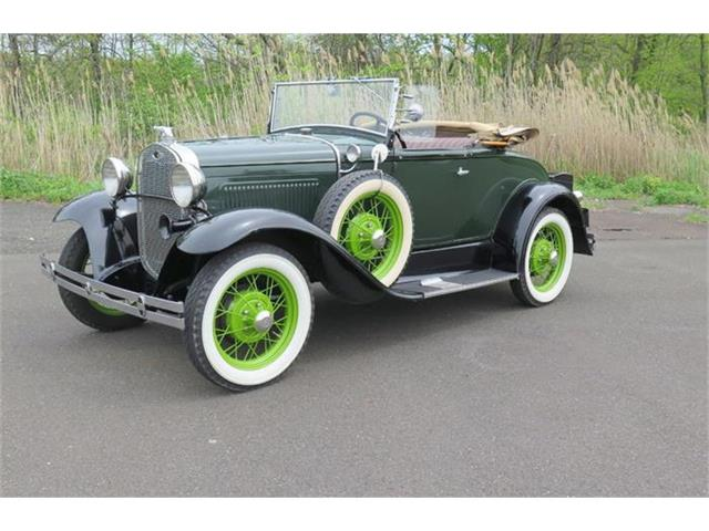 1931 Ford Model A | 875503