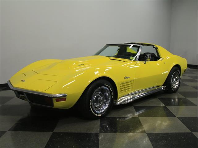 1972 Chevrolet Corvette | 875520