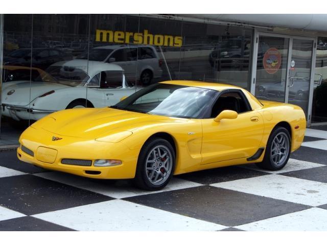 2002 Chevrolet Corvette Z06 | 875522