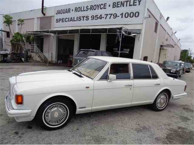 1988 Bentley Mulsanne Speed | 875523