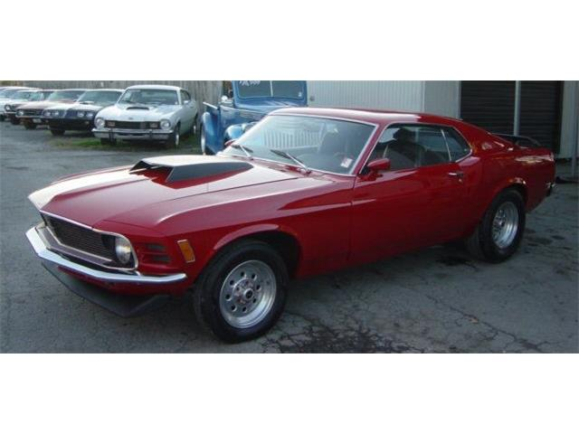 1970 Ford Mustang   875525