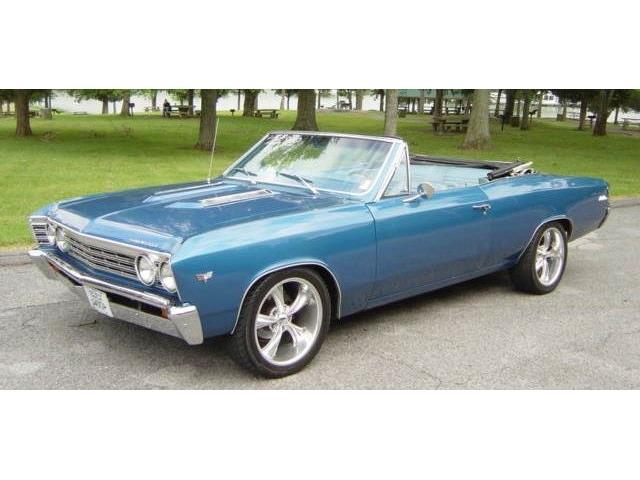 1967 Chevrolet Chevelle | 875528