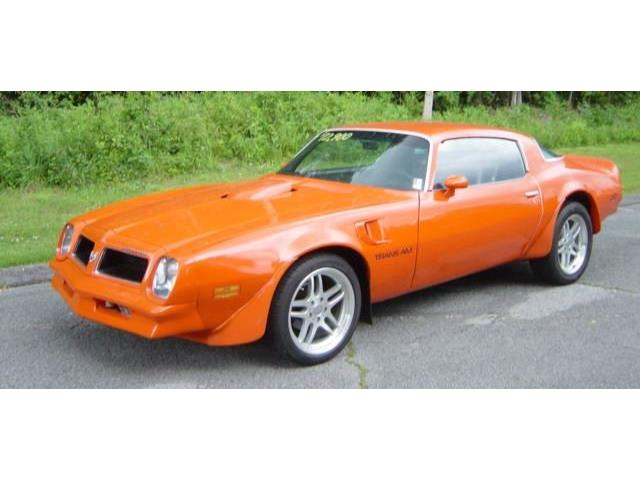 1976 Pontiac Firebird Trans Am | 875530