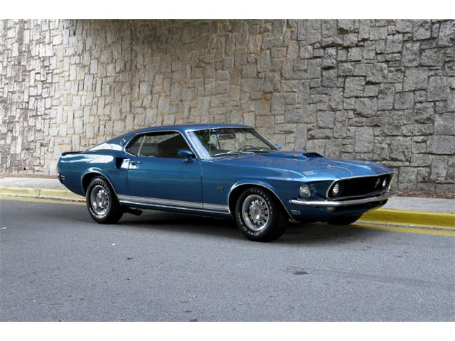 1969 Ford Mustang | 875532