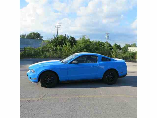 2012 Ford Mustang | 875547