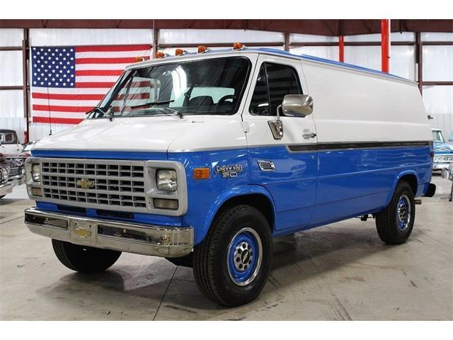 1996 Chevrolet G30 | 875562