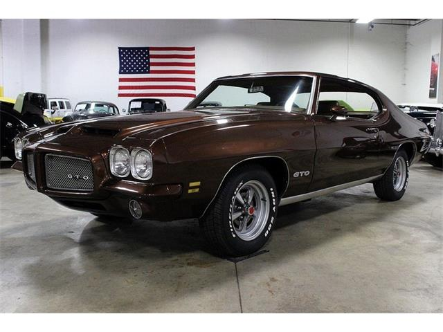1971 Pontiac GTO | 875565