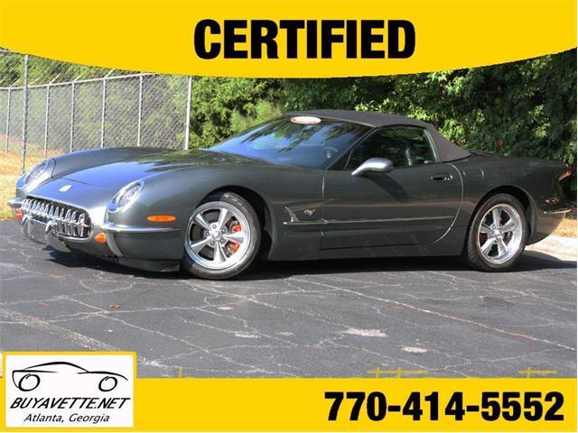 2003 Chevrolet Corvette | 875576