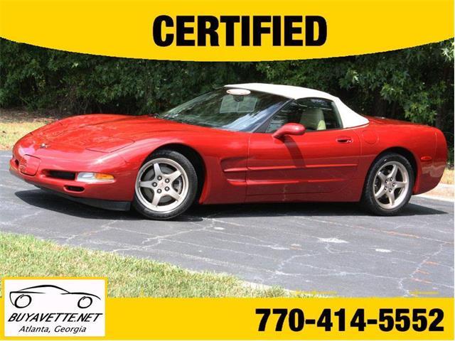 2004 Chevrolet Corvette | 875577