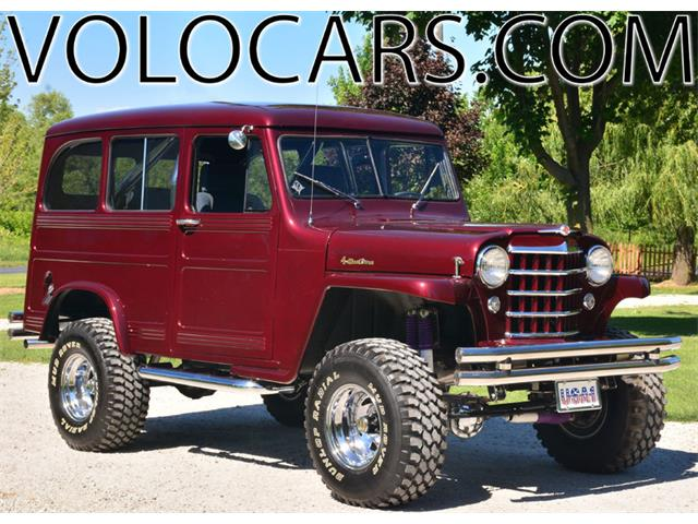 1951 Willys Jeep Wagon | 875580