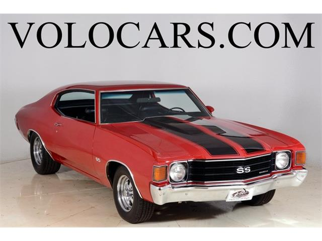 1972 Chevrolet Chevelle SS | 875581
