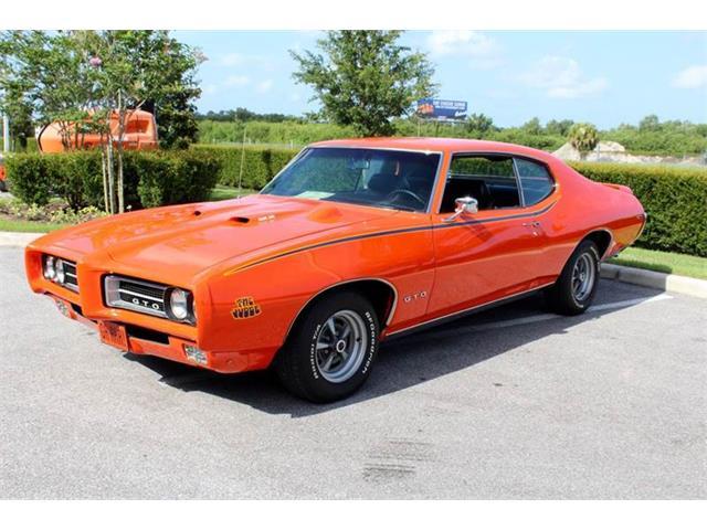 1969 Pontiac GTO | 875595