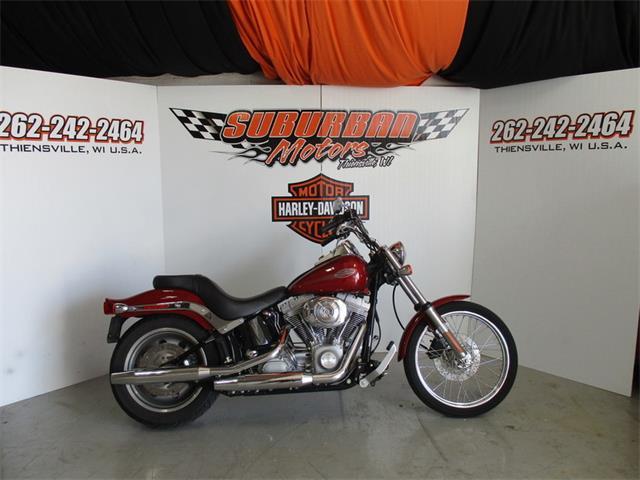 2006 Harley-Davidson® FXST - Softail® Standard | 875599