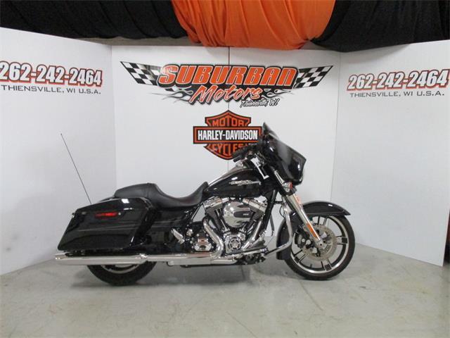 2015 Harley-Davidson® FLHXS - Street Glide® Special | 875603