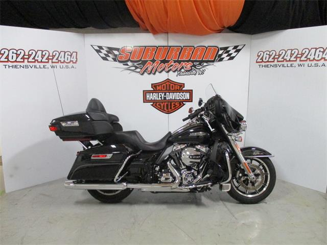 2015 Harley-Davidson® FLHTCUL - Electra Glide® Ultra Classic® Low | 875611