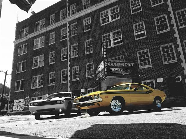 1973 Dodge Challenger R/T | 875621