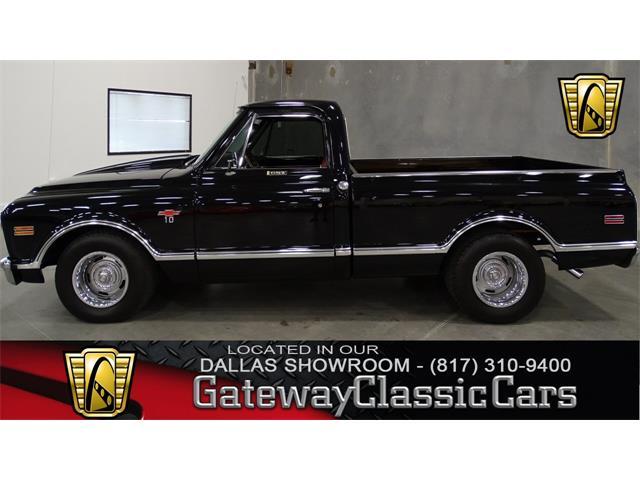1968 Chevrolet C/K 10   875645