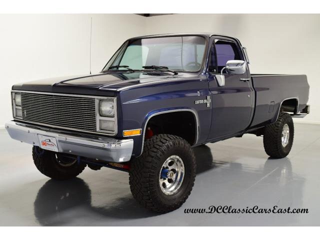 1986 Chevrolet C/K 10 | 875652