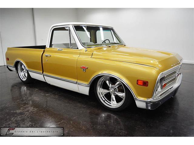 1968 Chevrolet C/K 10 | 875654