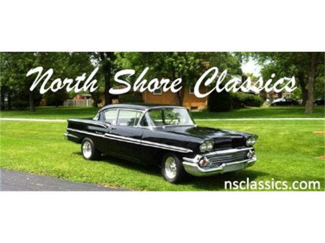 1958 Chevrolet Biscayne | 875666