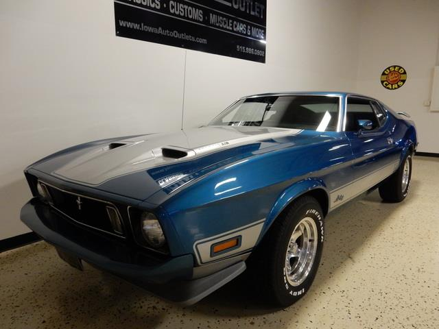 1973 Ford Mustang Mach 1 | 875667