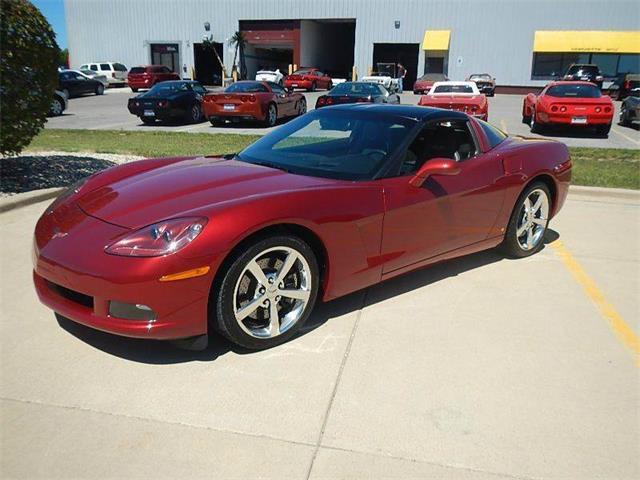 2009 Chevrolet Corvette | 875668