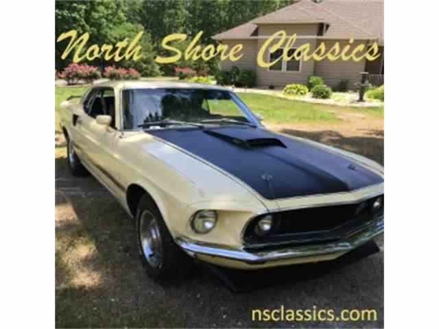 1969 Ford Mustang | 875671