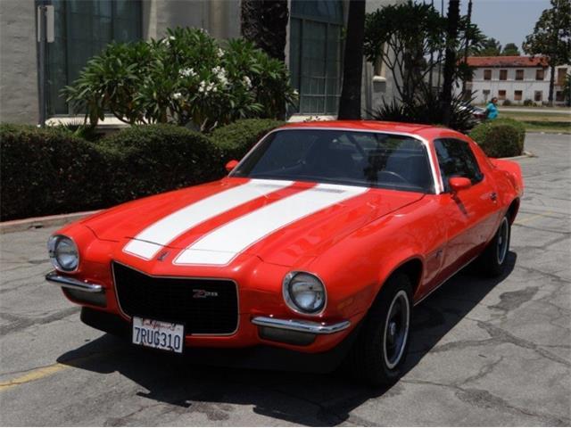 1973 Chevrolet Camaro | 875688