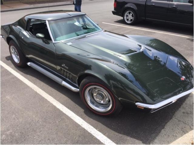 1969 Chevrolet Corvette | 875689