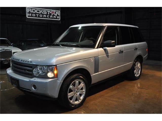 2008 Land Rover Range Rover | 870057