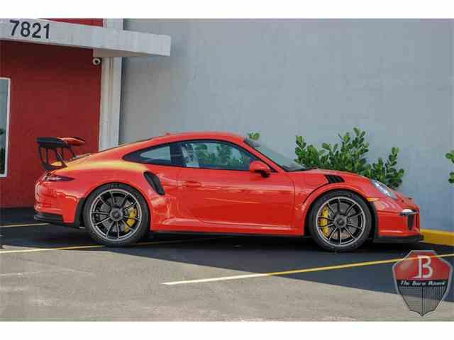 2016 Porsche 911 | 875701
