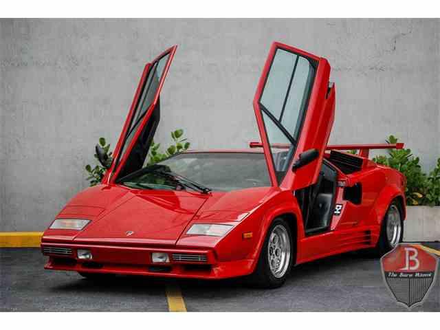 1988 Lamborghini Countach | 875702