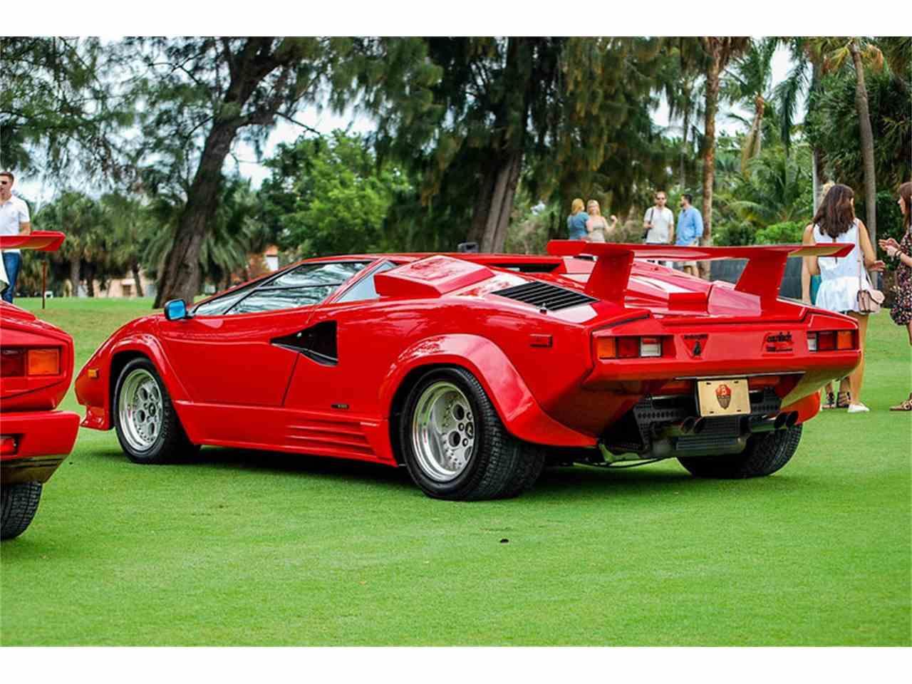 1988 Lamborghini Countach For Sale Classiccars Com Cc