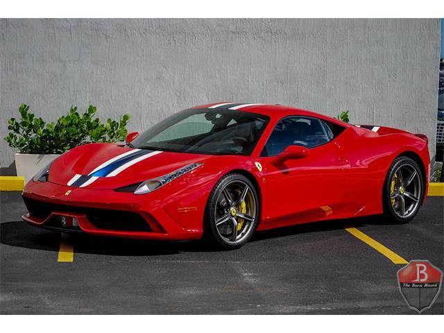 2014 Ferrari 458 | 875703