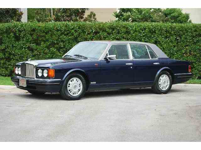 1996 Bentley Brooklands | 875704