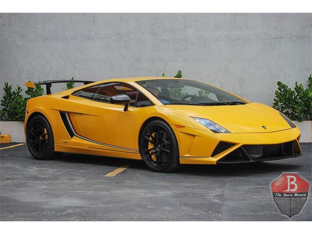 2014 Lamborghini Gallardo Squadra Corse | 875705