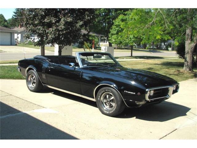 1968 Pontiac Firebird | 875714