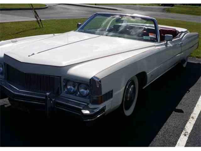 1973 Cadillac Eldorado | 875730