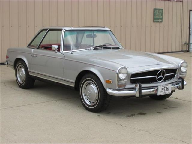 1968 Mercedes-Benz 280SL | 875734