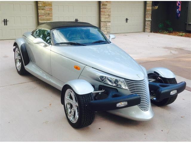 2001 Plymouth Prowler | 875740