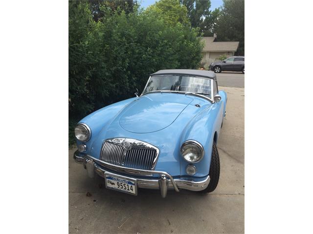 1960 MG MGA | 875760