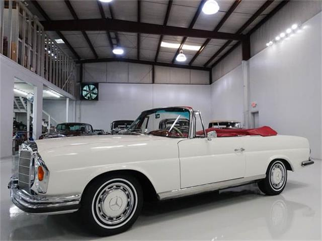 1962 Mercedes-Benz 220SEb | 875774