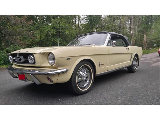 1965 Ford Mustang | 875778