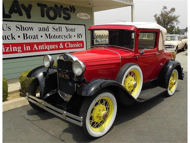 1930 Ford Model A | 875779